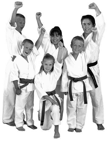 kids karate in sunbury