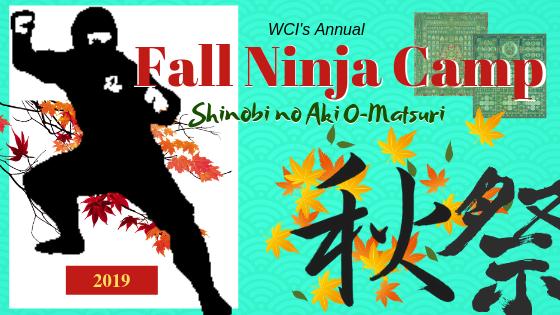 Warrior Concepts Ninja Training Camp