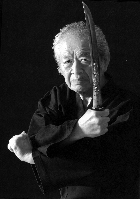 Bujinkan ninjutsu Soke Masaaki Hatsumi