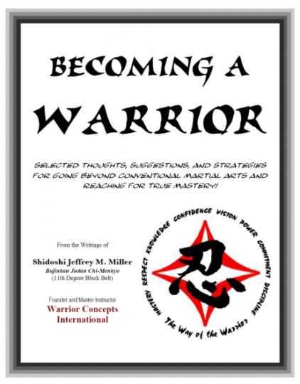 ninjutsu training book