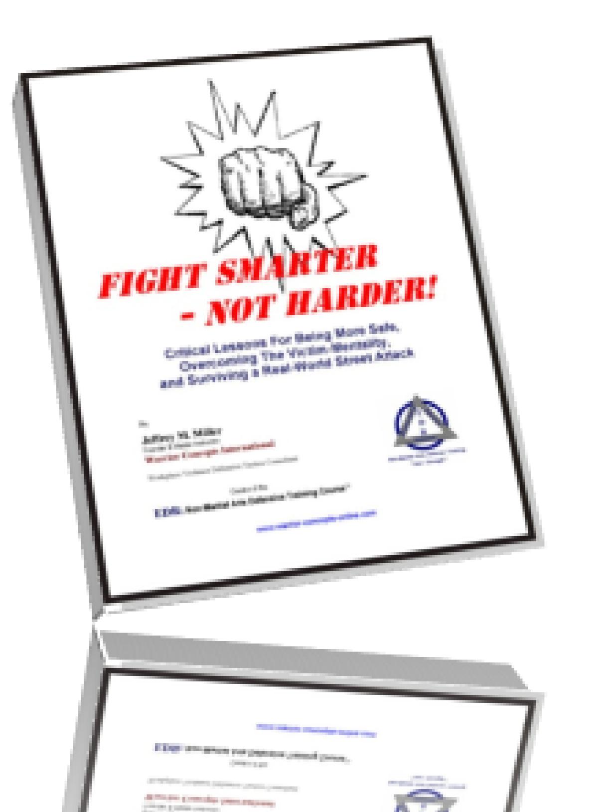 self defense book