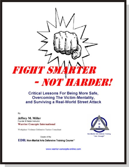 Free Self-Defense Book
