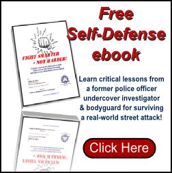 EDR: Non-Martial Arts Self-Defense Training