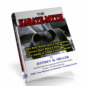 self-defense book The  Karate-Myth by Shidoshi Jeffrey M. Miller