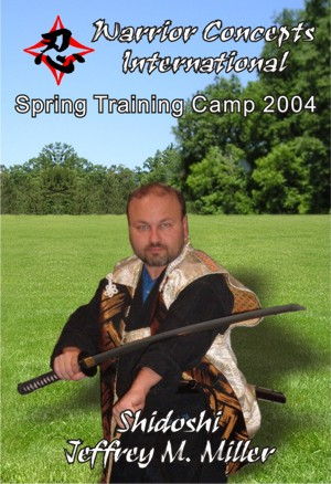 free ninja training dvd
